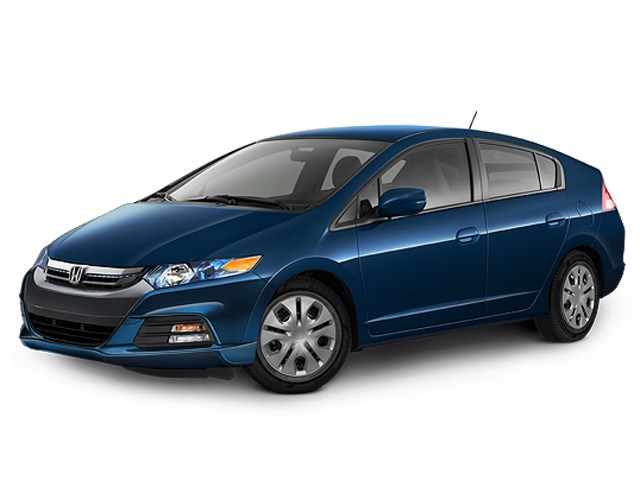 Photo Used 2013 Honda Insight Base Hatchback I-4 cyl in Kissimmee, FL