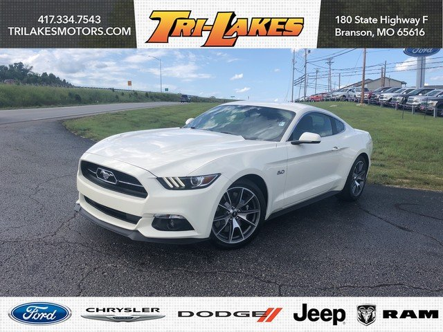 Photo Used 2015 Ford Mustang GT 50 Years Limited Edition Coupe