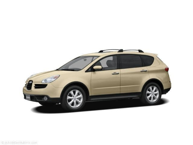 Photo Used 2007 Subaru B9 Tribeca Limited SUV H6 DOHC for Sale in Puyallup near Tacoma