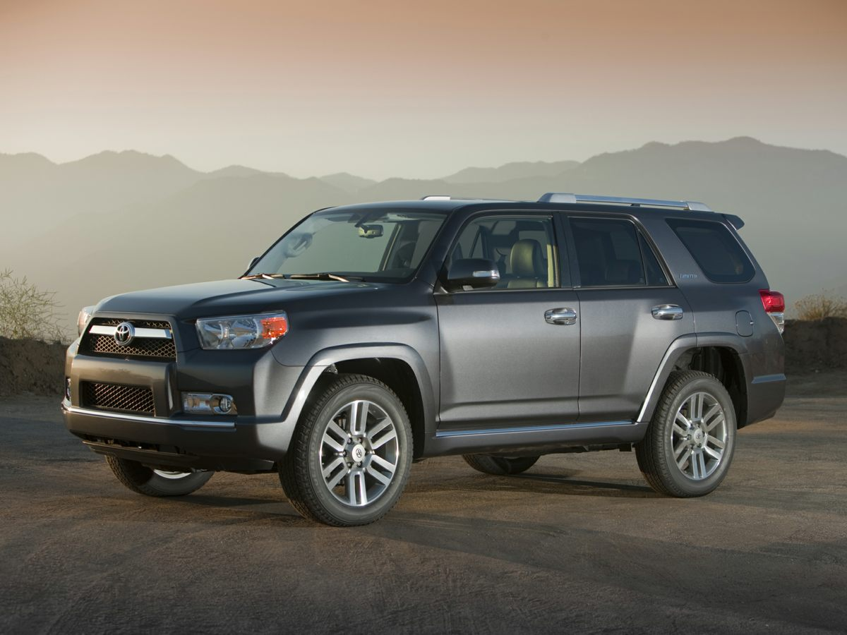 Photo Pre-Owned 2011 Toyota 4Runner in Little RockNorth Little Rock AR