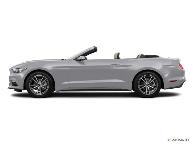 Photo Used 2017 Ford Mustang EcoBoost Premium For Sale in Miami FL