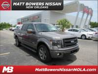 Used 2014 Ford F-150 2WD SuperCrew 5-1/2 Ft Box XLT Pickup