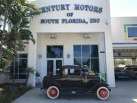 1930 Ford Model A Restored Estate Vehicle 2 Door Coupe Manual Trans