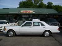 1990 Mercedes-Benz 420 Series 4dr Sedan 420SEL