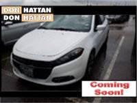 Pre-Owned 2014 Dodge Dart SXT FWD 4D Sedan