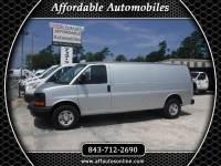 2014 Chevrolet Express 3500 Cargo Extended