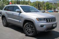 Pre-Owned 2017 Jeep Grand Cherokee Limited Four Wheel Drive Sport Utility