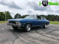 Used 1968 Chevrolet CHEVELLE SS 396