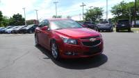 2012 Chevrolet Cruze 2LT RS Sedan