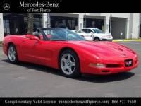 Pre-Owned 1998 Chevrolet Corvette Base Convertible in Jacksonville FL