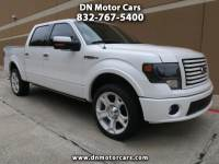 2011 Ford F-150 Limited Crew Cab Short Bed 4WD