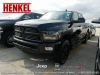 PRE-OWNED 2015 RAM 2500 BIG HORN CREW 4X4 4WD