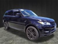 2014 Land Rover Range Rover Sport Supercharged 4WD Supercharged in Parsippany
