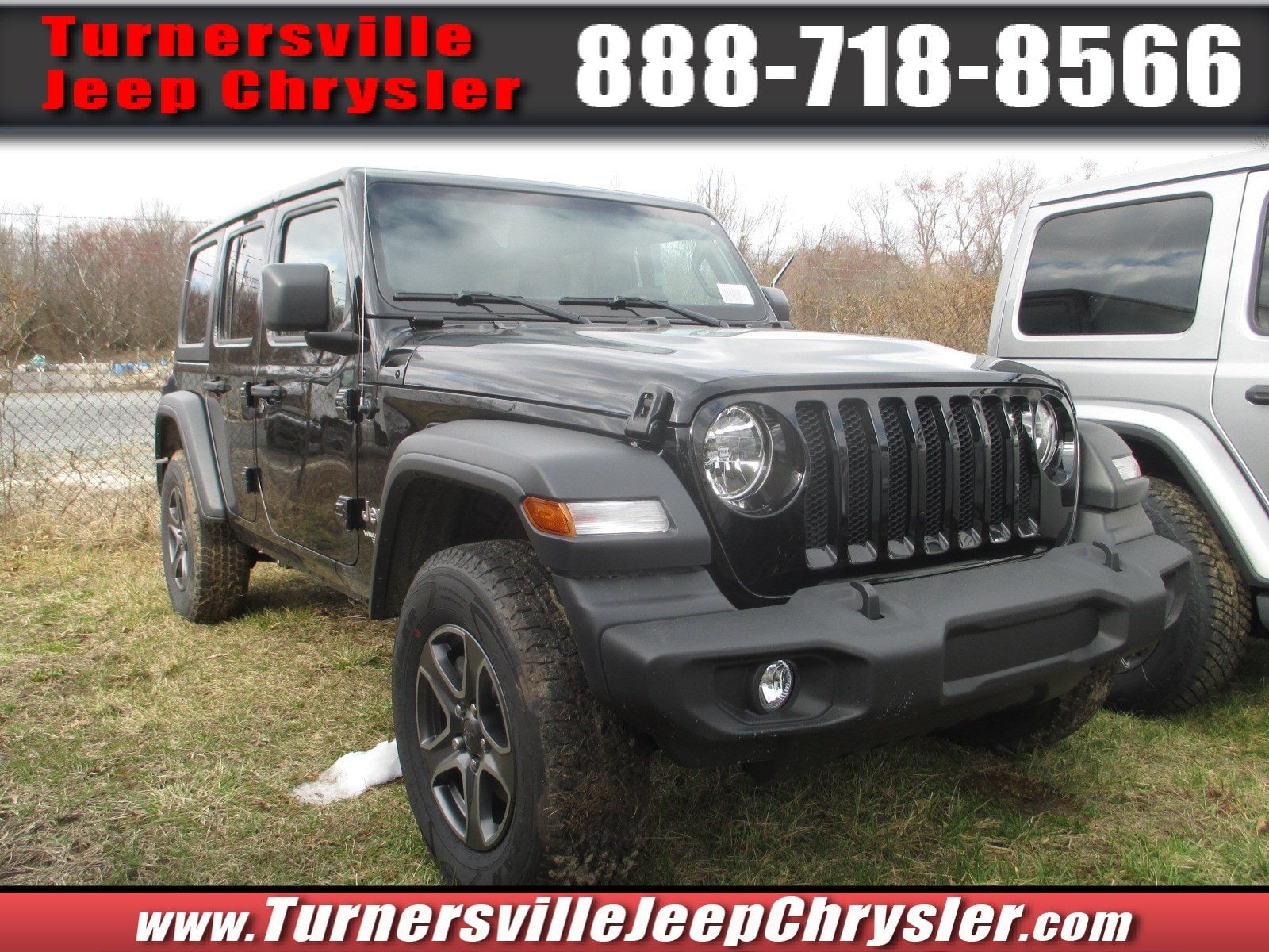 Photo 2018 Jeep Wrangler Unlimited Sport 4x4 SUV for sale in South Jersey