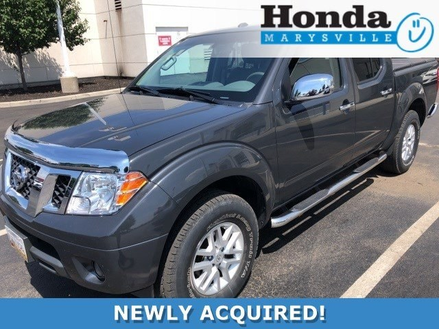 Photo Used 2014 Nissan Frontier SV Truck Crew Cab