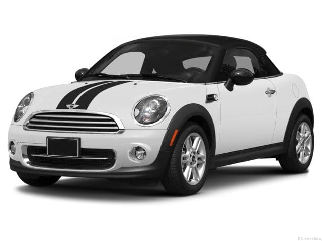 Photo Used 2013 MINI Coupe Cooper Coupe Coupe in Greenville, SC