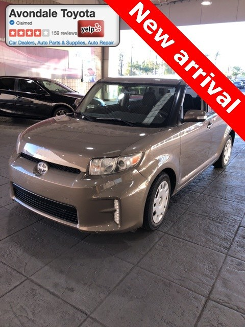 Photo Certified Pre-Owned 2014 Scion xB Wagon Front-wheel Drive in Avondale, AZ