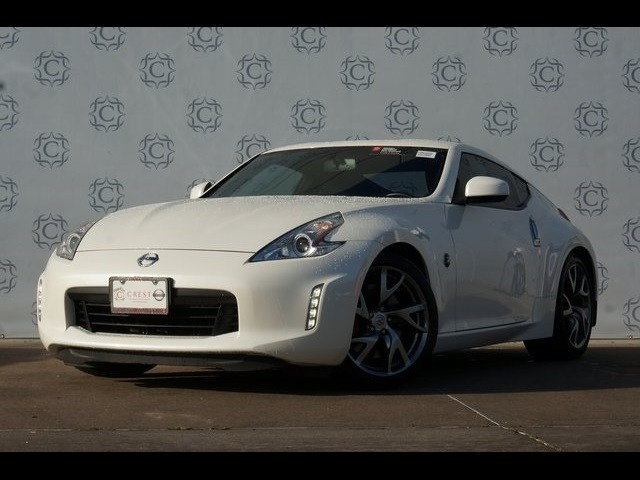 Photo Certified 2016 Nissan 370Z Sport Tech Coupe For Sale in Frisco TX