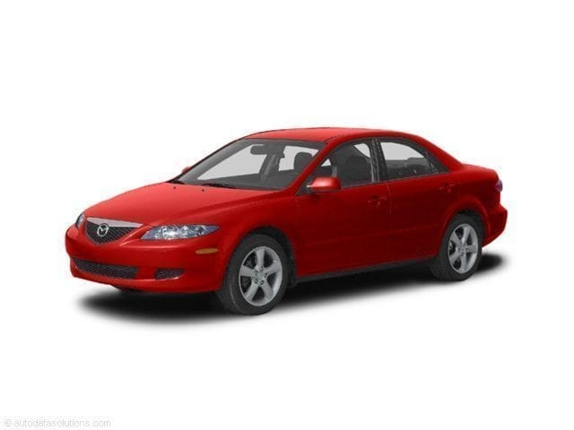 Photo Pre-Owned 2004 Mazda Mazda6 s Sedan For Sale  Raleigh NC