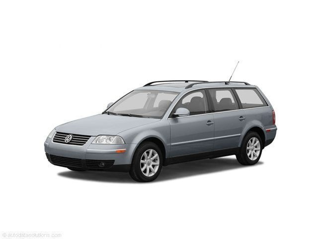 Photo 2004 Volkswagen Passat GLX Station Wagon