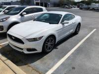 Used 2017 Ford Mustang EcoBoost Fastback Coupe