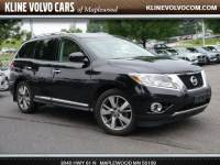 Used 2014 Nissan Pathfinder 4WD Platinum 3.5l 6cyl SUV For Sale Maplewood, MN