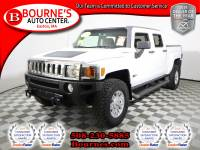 2009 HUMMER H3T 4WD w/ Sunroof.