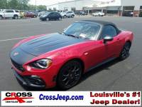PRE-OWNED 2018 FIAT 124 SPIDER ABARTH RWD 2D CONVERTIBLE