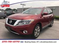 Used 2014 Nissan Pathfinder For Sale | Bowling Green KY