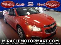 2016 Chevrolet Cruze Limited LS AUTO TWO TONE SEATS BLUETOOTH LOADED