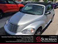 Used 2007 Chrysler PT Cruiser Base Convertible | Farmington Hills, MI