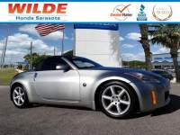 Pre-Owned 2005 Nissan 350Z Enthusiast Convertible
