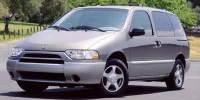 Used 2001 Nissan Quest 4dr Van SE
