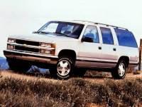 1999 Chevrolet Suburban 2500 LT SUV 4WD