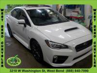 2015 Subaru WRX Limited (M6) Sedan