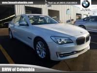 2015 BMW 740Li xDrive Sedan 740Li xDrive Sedan All-wheel Drive