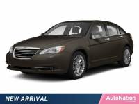2013 Chrysler 200 LX 4dr Car