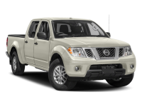New 2018 Nissan Frontier SV V6 Four Wheel Drive Short Bed