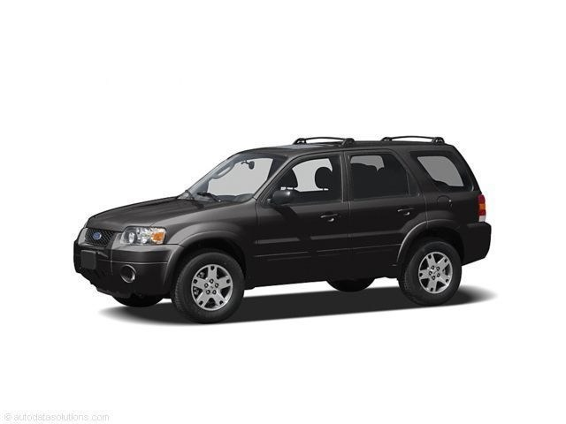 Photo Used 2005 Ford Escape Limited For Sale Chicago, IL