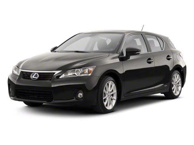 Photo Pre-Owned 2011 Lexus CT 200h FWD 4dr Car