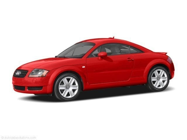 Photo Home of the 500 Price Beat Guarantee 2004 Audi TT 3.2L Coupe