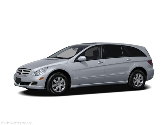Photo Used 2006 Mercedes-Benz R-Class R 350 SUV For Sale in Salt Lake City, UT