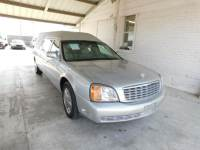 Used 2001 Cadillac Deville Professional Funeral Coach