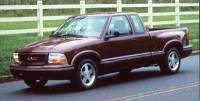 Pre-Owned 1999 GMC Sonoma Ext Cab 123 WB SLS Rear Wheel Drive Standard Bed