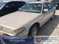 Used 1997 Ford Crown Victoria LX Sedan for Sale in Grand Junction, CO