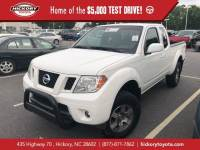 Used 2012 Nissan Frontier PRO-4X Pickup