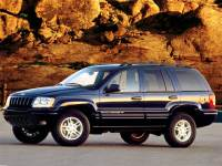 Pre-Owned 2000 Jeep Grand Cherokee Limited 4WD