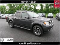 Used 2015 Nissan Frontier PRO-4X Truck Crew Cab Near Reading
