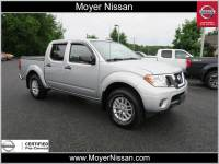 Used 2015 Nissan Frontier SV Truck Crew Cab Near Reading