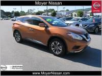 Used 2016 Nissan Murano S SUV Near Reading